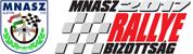 MNASz Rallye Bizottság Sticky Logo