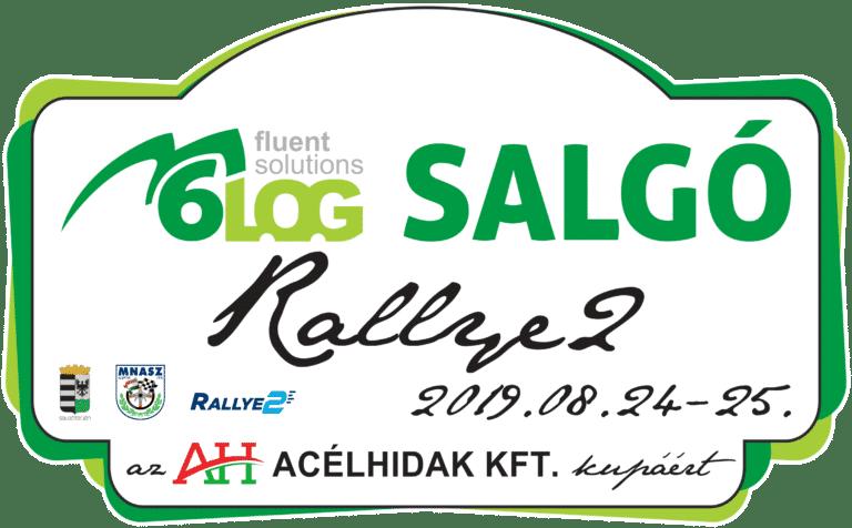 Ózd-Salgó Rallye | Gépátvételi lapok