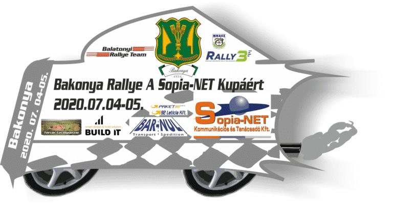 Nemsokára Bakonya Rally!