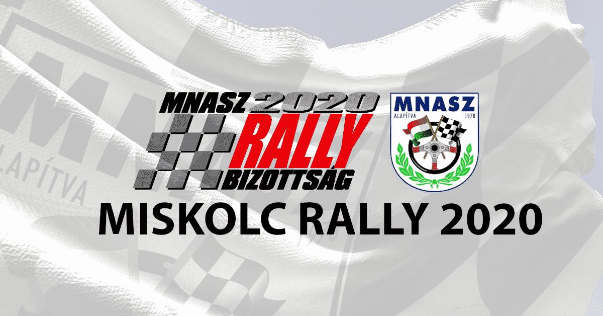 Hamarosan itt a Miskolc Rally!